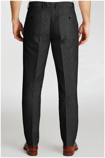 Pantalones, Sport, 100970, NEGRO