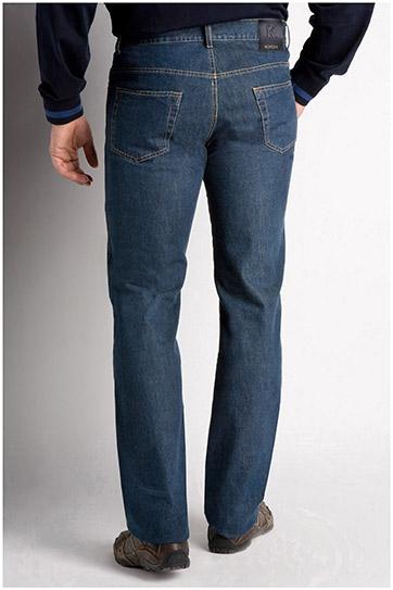 Pantalones, Vaqueros, 101535, INDIGO