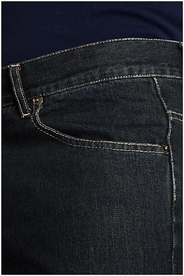 Pantalones, Vaqueros, 101535, AZUL OSCURO