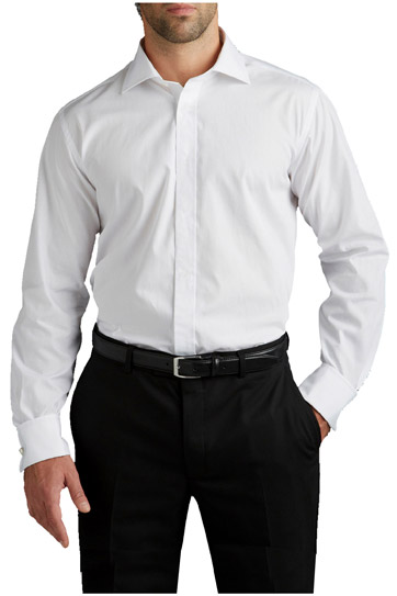 Camisas, Ceremonia, 102360, BLANCO