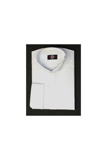 Camisas, Vestir Manga Larga, 102361, BLANCO