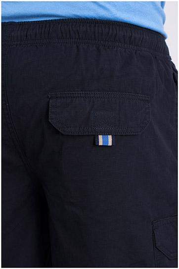 Pantalones, Bermudas, 102540, MARINO