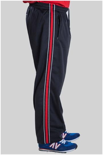 Pantalones, Chandal, 102580, NEGRO