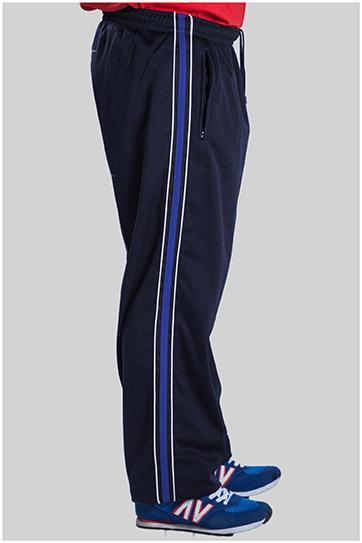 Pantalones, Chandal, 102580, MARINO