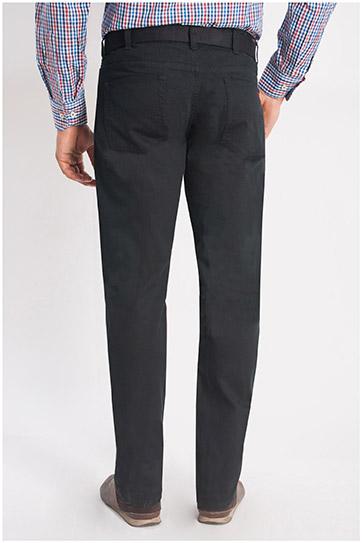 Pantalones, Vaqueros, 103407, NEGRO