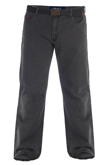 Pantalones, Vaqueros, 103407, ANTRACITA