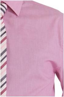 Camisas, Vestir Manga Larga, 103658, GRANATE