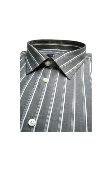 Camisas, Vestir Manga Larga, 103830, ANTRACITA