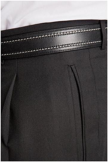 Pantalones, Vestir, 103992, NEGRO
