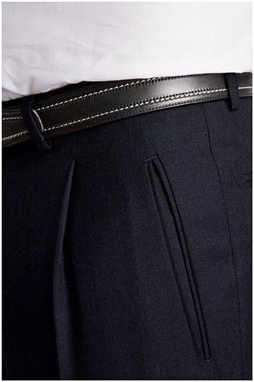 Pantalones, Vestir, 103992, MARINO