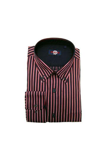 Camisas, Sport Manga Larga, 104118, ROJO