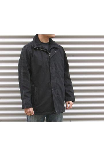 Abrigo, Chaquetones y Piel, 104611, NEGRO