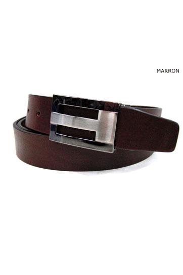 Complementos, Cinturones, 104657, MARRON