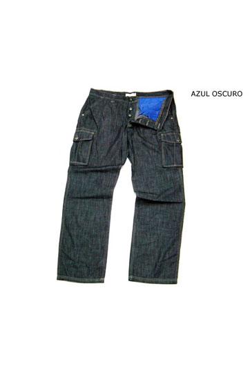 Pantalones, Vaqueros, 104759, AZUL OSCURO