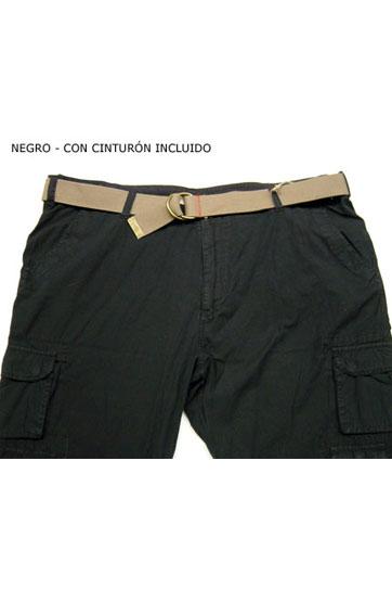 Pantalones, Sport, 104763, NEGRO