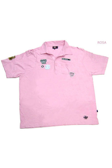 Sport, Polos M. Corta, 104773, ROSA