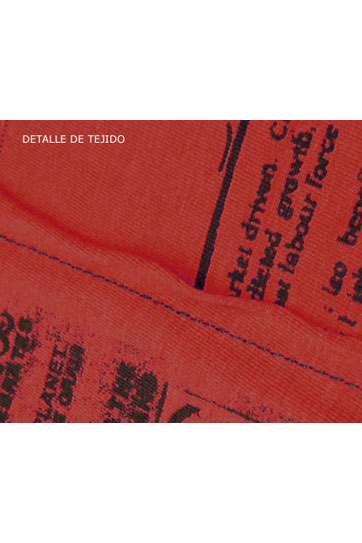 Sport, Camisetas M. Corta, 104775, ROJO