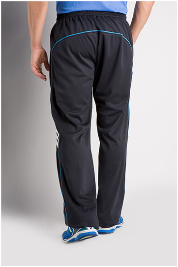 Pantalones, Chandal, 104779, NEGRO