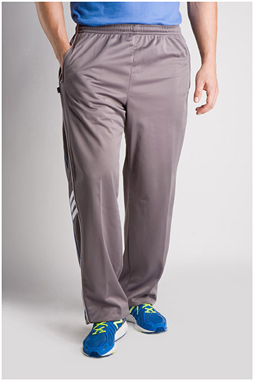 Pantalones, Chandal, 104779, GRIS MEDIO