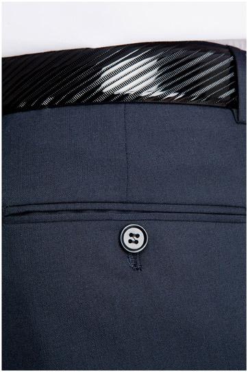 Pantalones, Vestir, 104993, MARINO