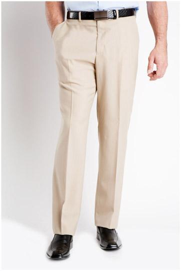 Pantalones, Vestir, 104994, BEIGE