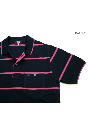 Sport, Polos M. Corta, 105005, MARINO