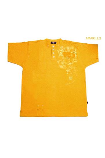 Sport, Camisetas M. Corta, 105007, AMARILLO