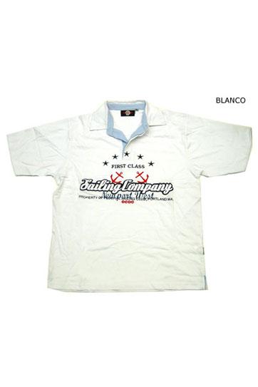 Sport, Polos M. Corta, 105079, BLANCO
