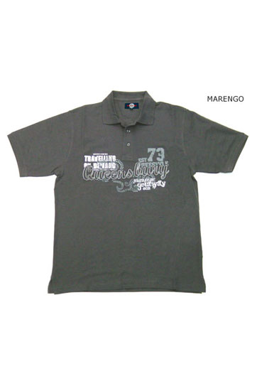 Sport, Polos M. Corta, 105081, MARENGO