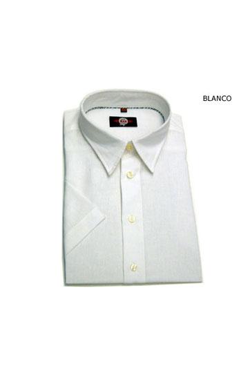 Camisas, Sport Manga Corta, 105087, BLANCO