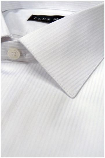 Camisas, Vestir Manga Larga, 105092, BLANCO