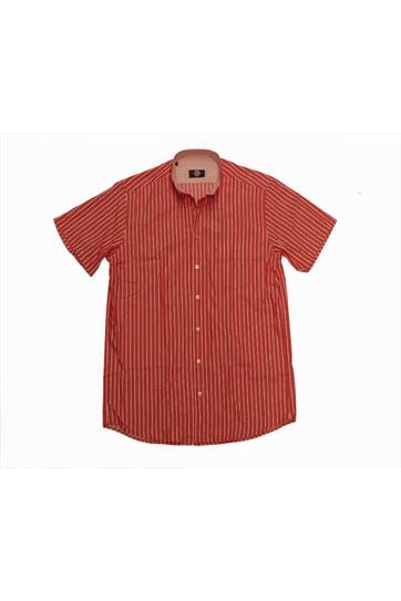 Camisas, Sport Manga Corta, 105172, ROJO