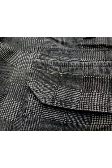 Pantalones, Bermudas, 105252, TABACO