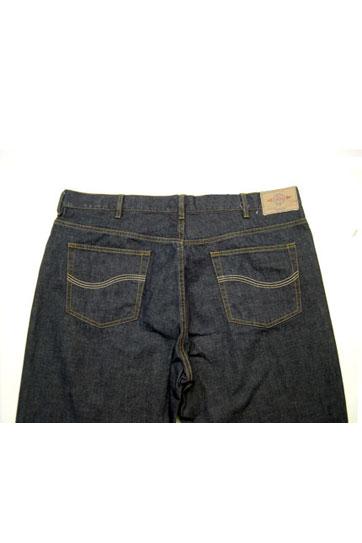 Pantalones, Vaqueros, 105320, MARINO