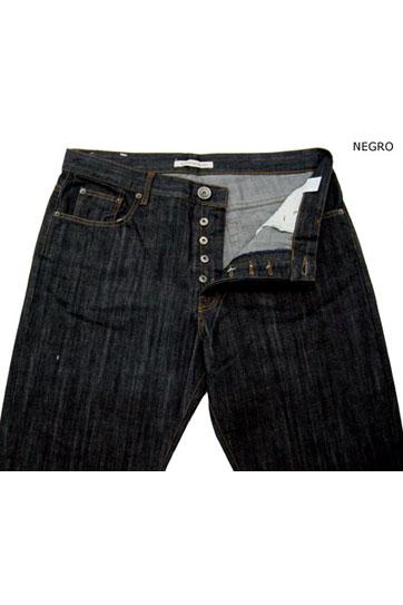 Pantalones, Vaqueros, 105322, ANTRACITA