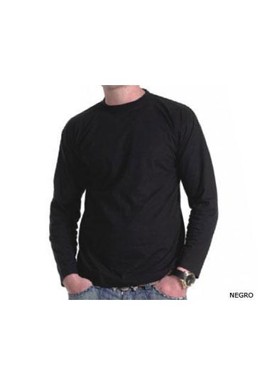 Sport, Camisetas M. Larga, 105383, NEGRO