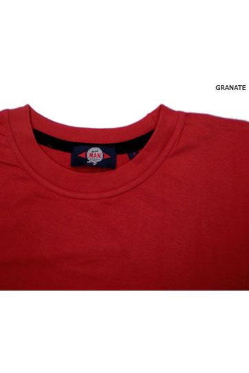 Sport, Camisetas M. Larga, 105383, GRANATE