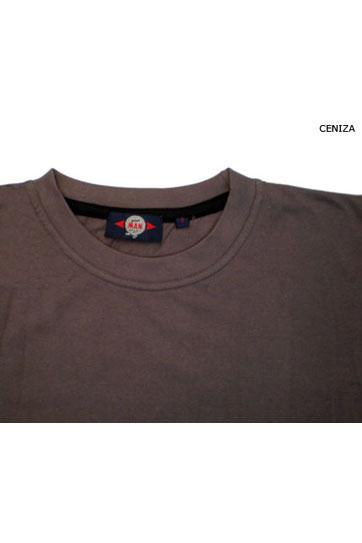 Sport, Camisetas M. Larga, 105383, CENIZA