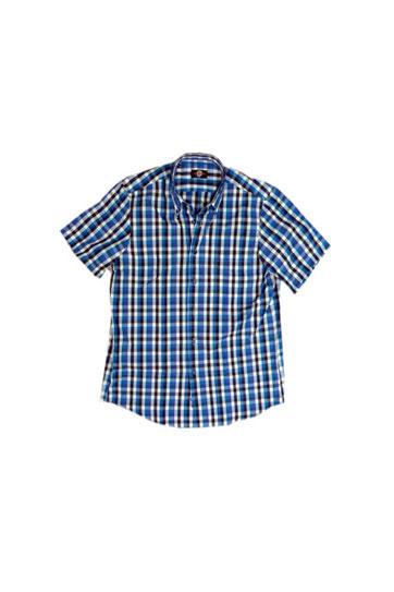 Camisas, Sport Manga Corta, 105492, ROYAL