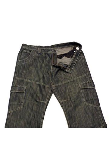 Pantalones, Vaqueros, 105612, AZUL MOJADO