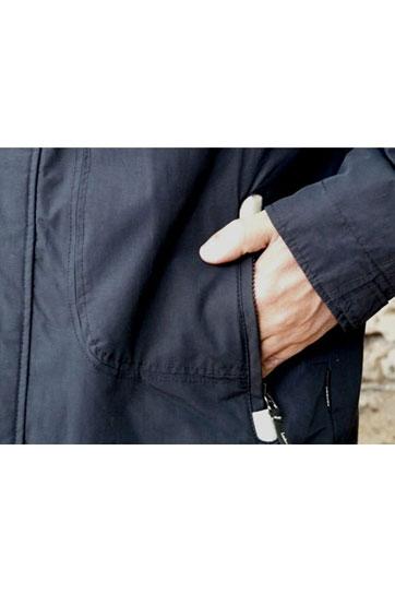 Abrigo, Chaquetones y Piel, 105695, MARINO