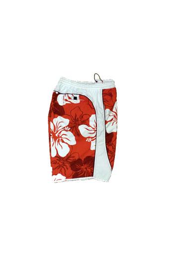 Pantalones, Bañadores, 105733, ROJO