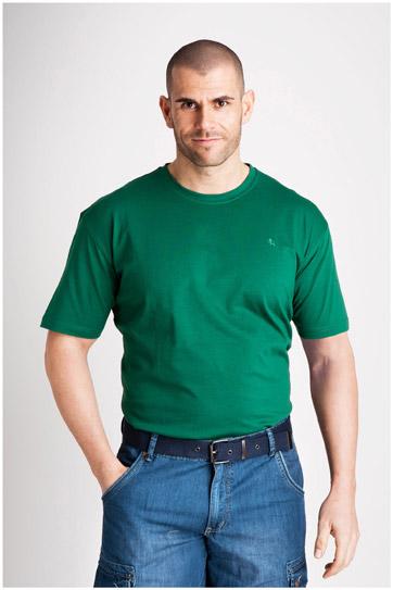 Sport, Camisetas M. Corta, 105835, VERDE