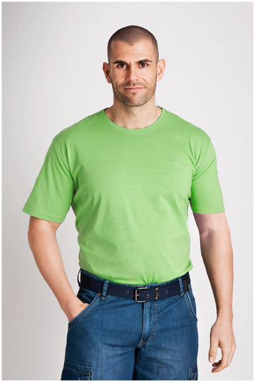 Sport, Camisetas M. Corta, 105835, MANZANA
