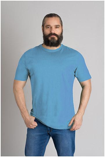 Sport, Camisetas M. Corta, 105835, AZAFATA