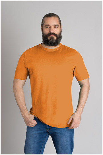 Sport, Camisetas M. Corta, 105835, NARANJA