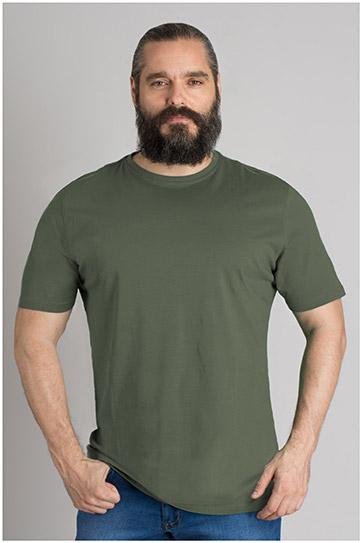 Sport, Camisetas M. Corta, 105835, KAKI