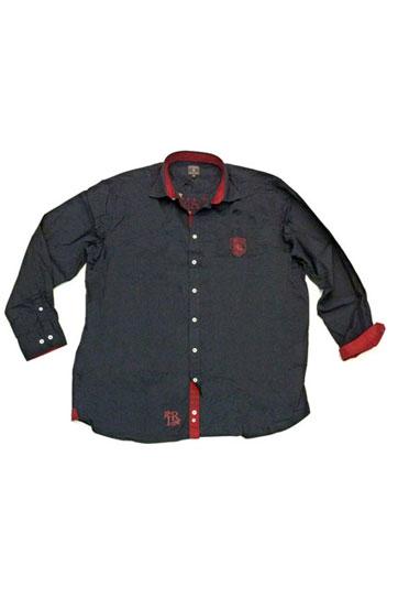 Camisas, Sport Manga Larga, 105843, MARINO