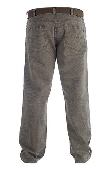 Pantalones, Vaqueros, 105885, TABACO