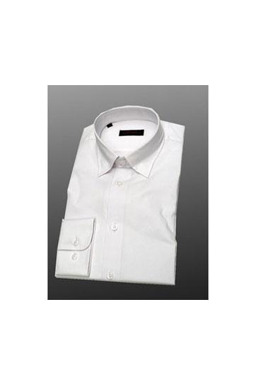 Camisas, Vestir Manga Larga, 105887, BLANCO